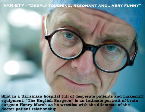 The English Surgeon-Henry Marsh