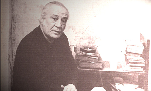Nikos Karouzos (1926-1990)-with English Translations
